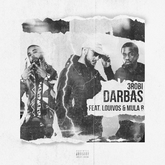 3robi maakt release datum 'Jonge Jongen naar de top' bekend en dropt 'Darbas'