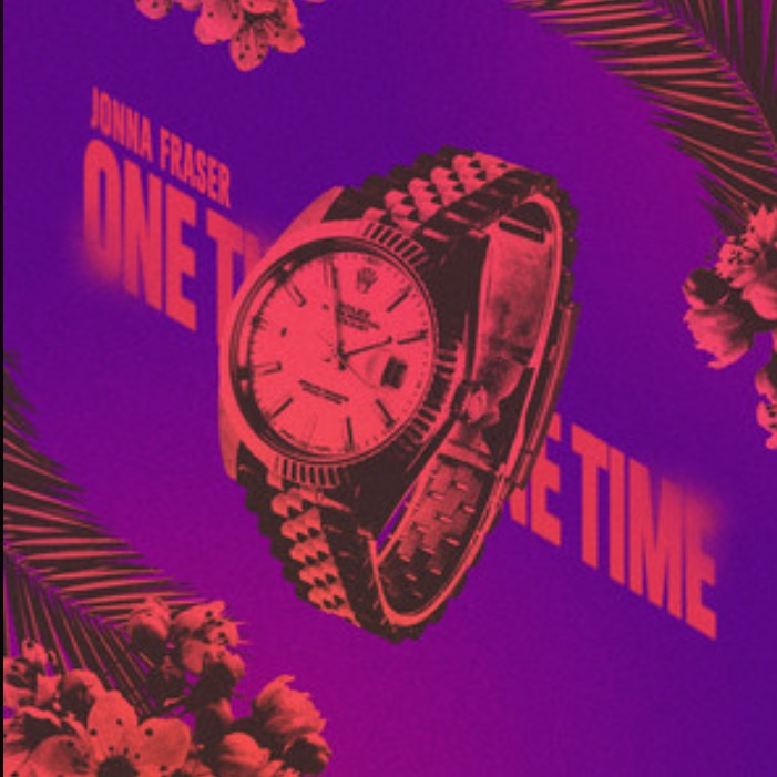 Jonna Fraser - One Time