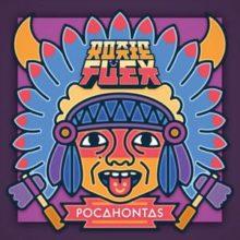 Ronnie Flex – Pocahontas artwork