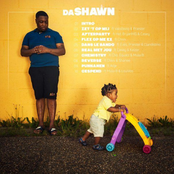 Dashwan Tracklist