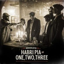 Broederliefde habri pia one two three lyrics