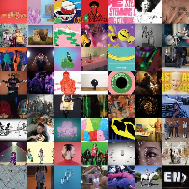 De Jeugd van Tegenwoord - Makkelijk (Voor ons) artwork