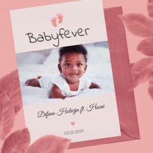 Babyfever lyrics - Defano Holwijn