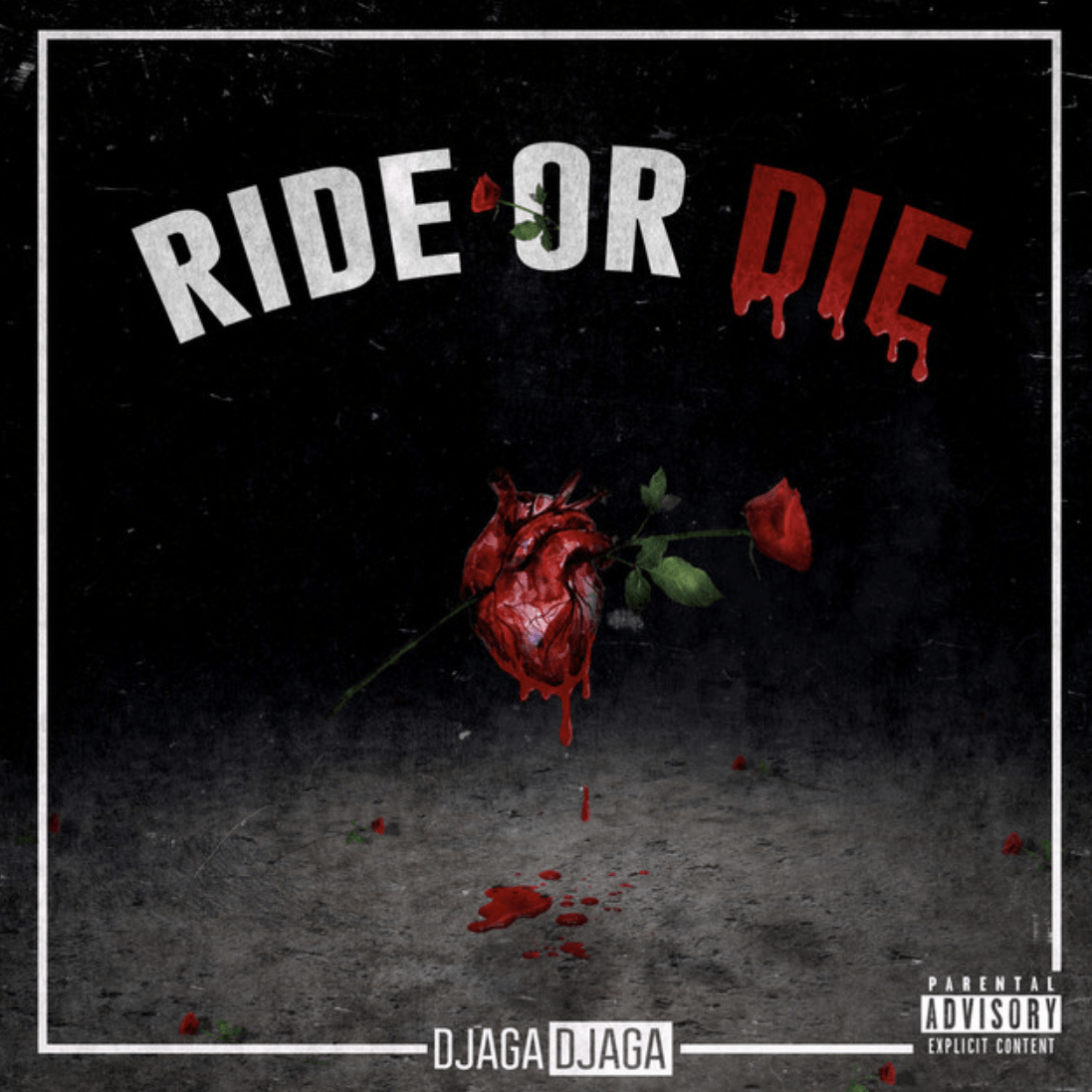 Ride or die artwork