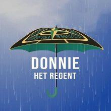 Het regent lyrics