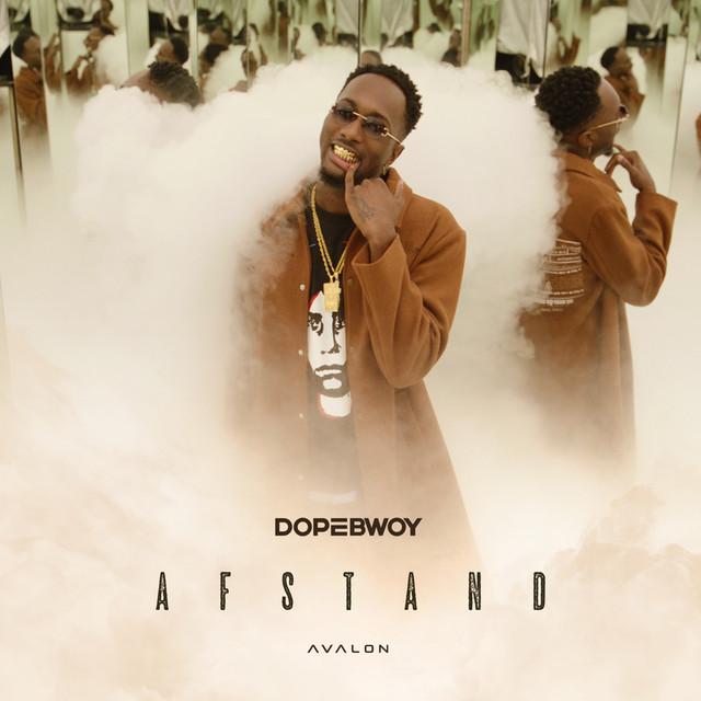 Dopebwoy - Afstand artwork