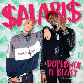 """Vandaag ontvangt iedereen """"Salaris"""" van Dopebwoy & Bizzey"""