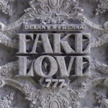 Delany Fake Love lyrics