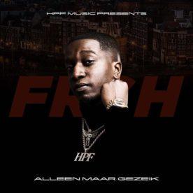 """FRSH dropt zijn eerste solo EP """"Alleen Maar Gezeik"""""""