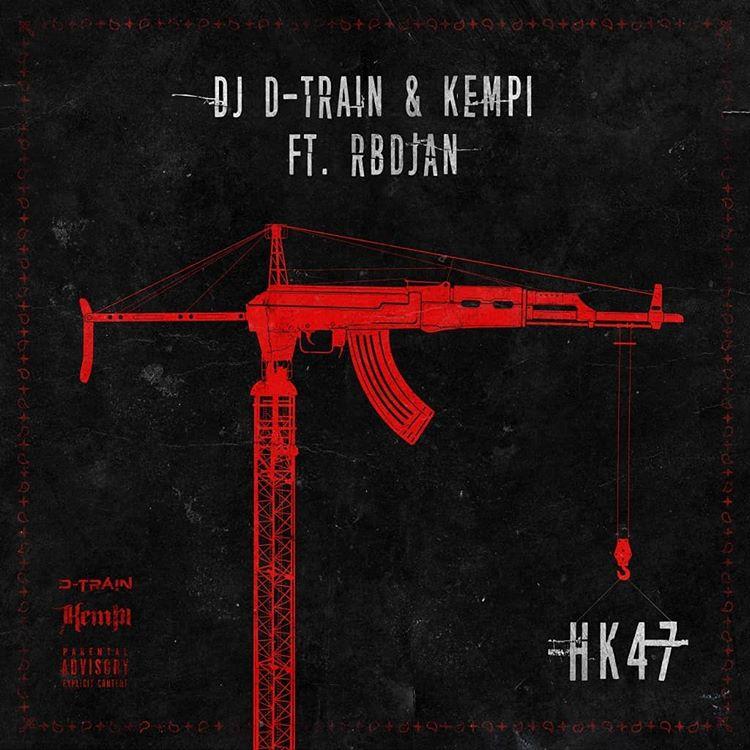 DJ D-Train schakelt Kempi & RBDjan in voor HK47
