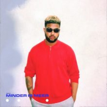 Minder is meer EP artwork