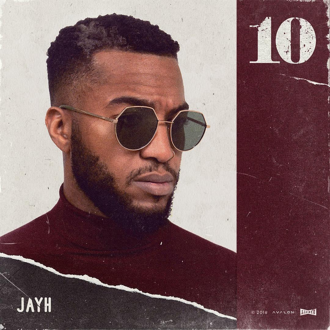 """Jayh laat de tracklist zien van zijn aankomende album """"10"""""""