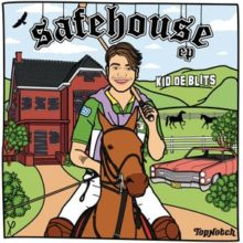 Kid de Blits – Safehouse artwork