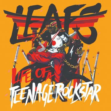 "Leafs dropt zijn 3e project ""Life of a Teenage Rockstar"""