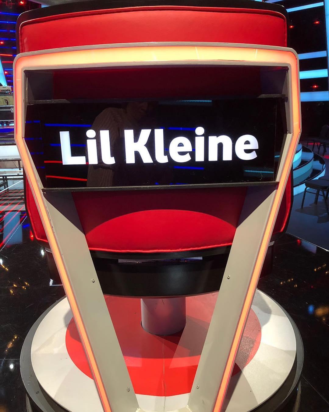 Lil kleine the voice