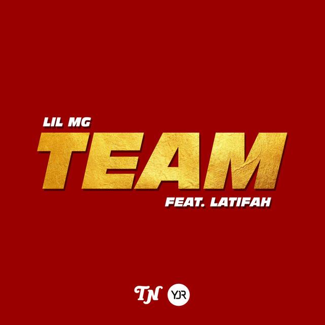 Lil MG wil een team zijn met Latifah