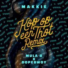 Makkie - kop op een thot remix