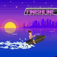 Mennoboomin finish line