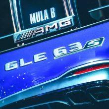 GLE63S Lyrics Mula B