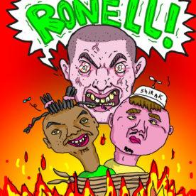 """Steen disst Ronnie Flex & Jack $hirak in """"Ronell"""""""
