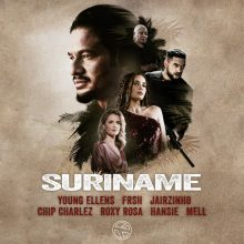 Suriname Artwork EP