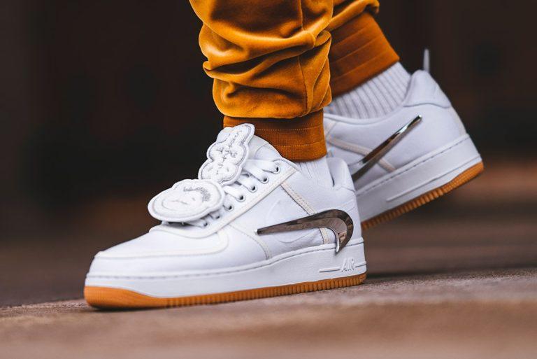Travis Scott Nike Air Force 1 Low