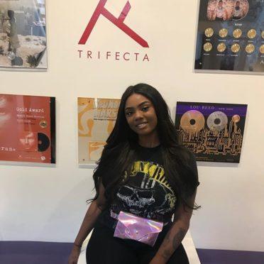 Vonneke Bonneke is de nieuwste aanwinst van het Trifecta team