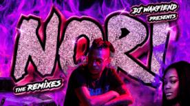 DJ Waxfiend heeft Ronnie Flex zijn 'Nori' album geremixed met oude Amerikaanse beats