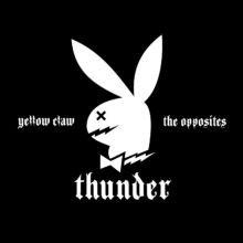 Thunder Lyrics The Opposites