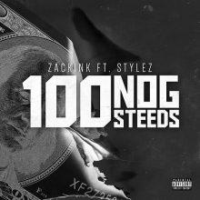 100 Nog Steeds Zack Ink